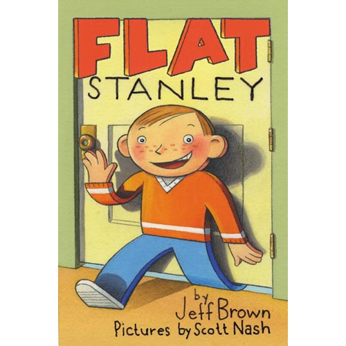 Flat Stanley: His Original Adventure