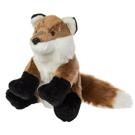 Wild Republic Cuddlekins Plush Toys Stuffed Zoo Animals Boy Girl Baby Kids