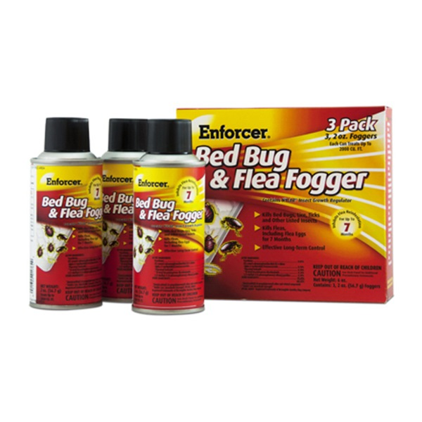 3Ct Bed Bug/Flea Fogger