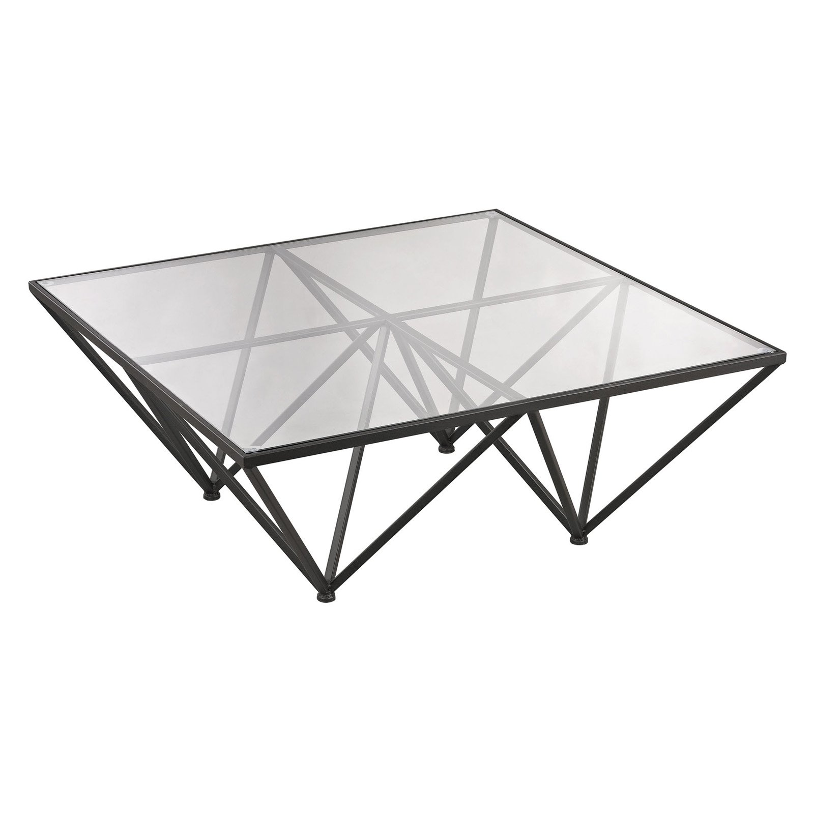 Dimond Home Geometric Coffee Table by Dimond Home