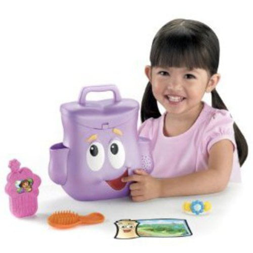 Dora Adventure Backpack by Fisher-Price