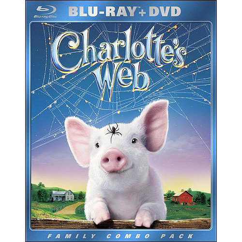 Charlotte's Web (2006) (Blu-ray) (Widescreen)