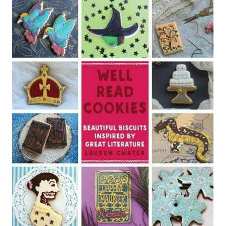 Well Cookie Arrangement (WELL READ COOKIES)
