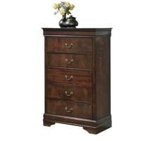 Ashley Furniture Alisdair Chest Dark Brown