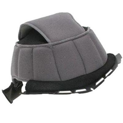 Hjc Helmet Liner - HJC CS-MX Helmet Top Inner Liner Pad Gray