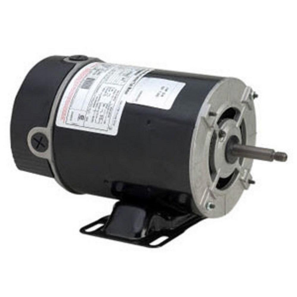 A.O. Smith BN23V1 115V 0.5 HP, 3450 RPM New 1 Speed Electric Motor
