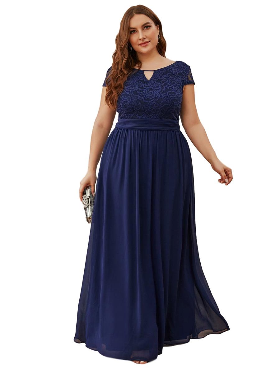 Ever-pretty - Ever-Pretty Women's Elegant A-line Short ...