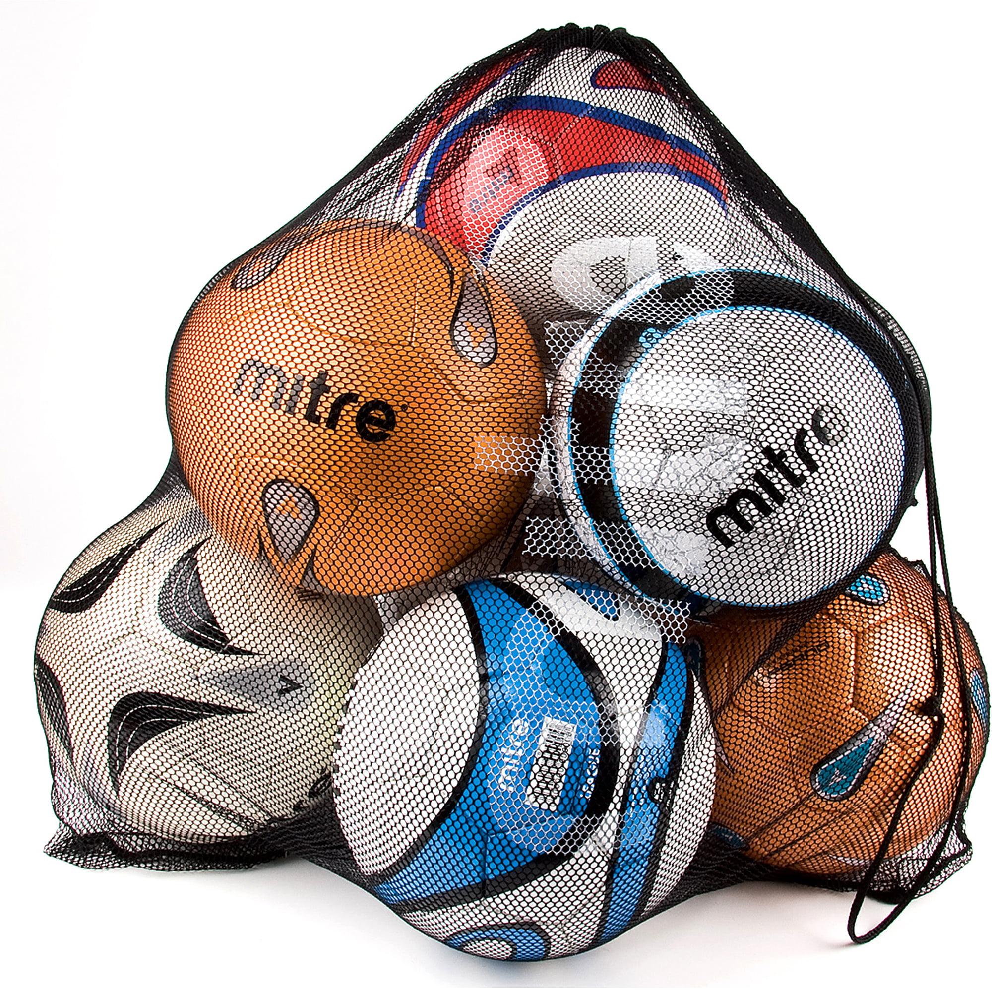 Ball, Bounce and Sport Inc. Mitre Equipment Bag, Black