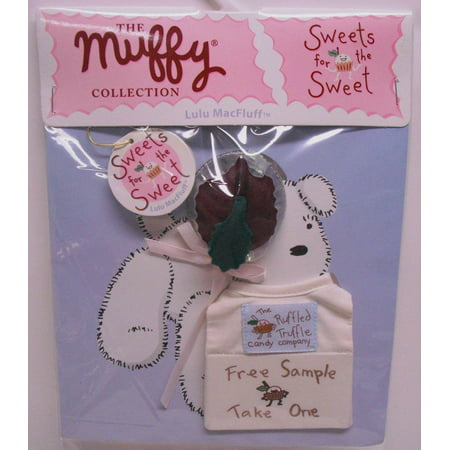 Lulu MacFluff Sweets for the Sweet Outfit, Outfit only for Muffy Vanderbear's Dog Lulu MacFluff. By North American Bear