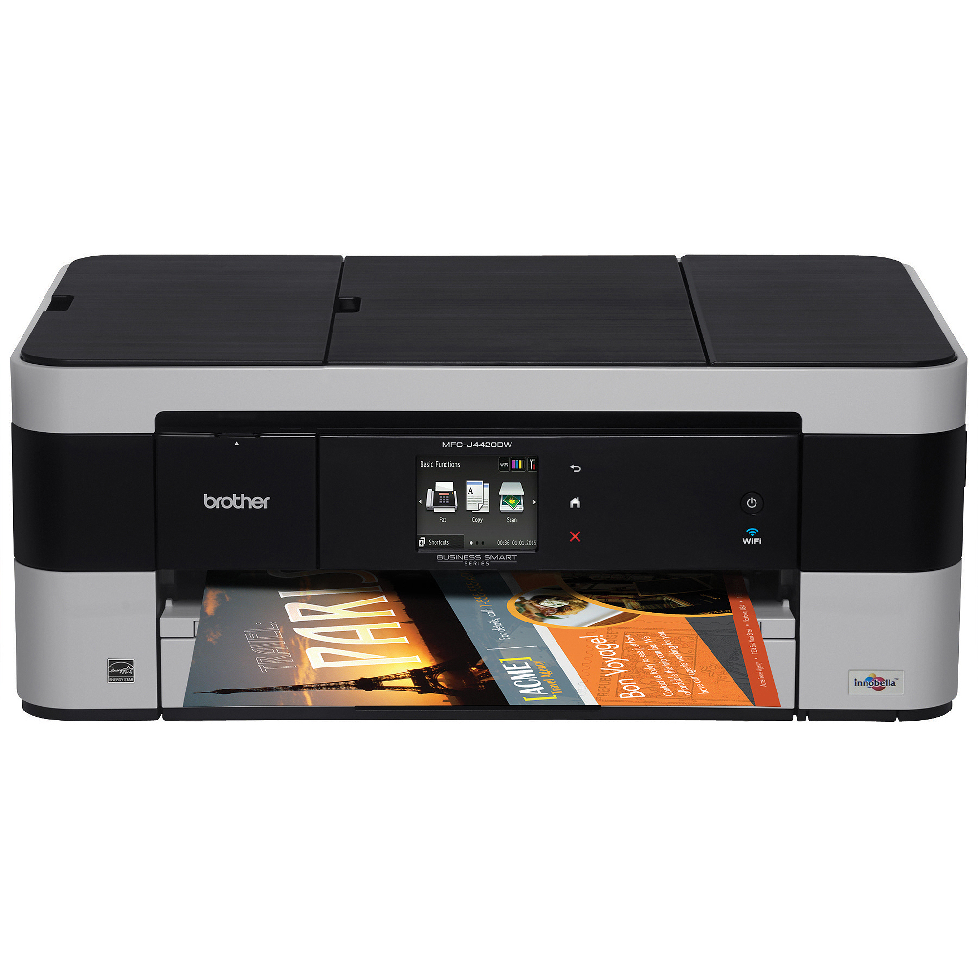 Brother MFC-J4420DW Business Smart Inkjet All-in-One Printer/Copier/Scanner/Fax Machine