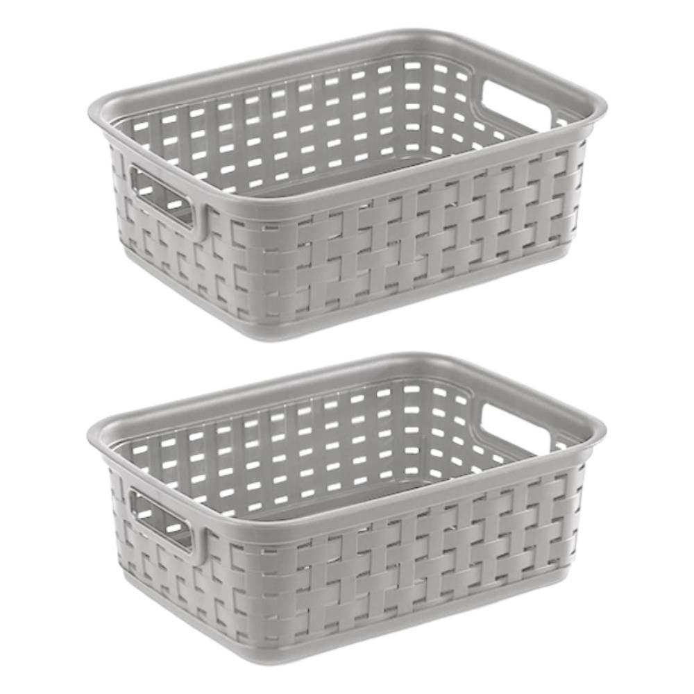 Weave Basket 1270 Organizer Storage Bin