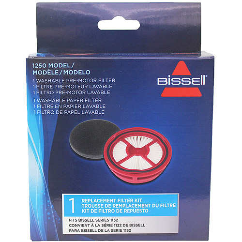 BISSELL Symphony Vacuum Filter, 1250