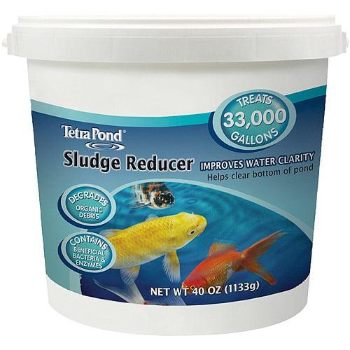 Tetra Pond 16398 40 Oz Sludge Reducer by Tetra Pond