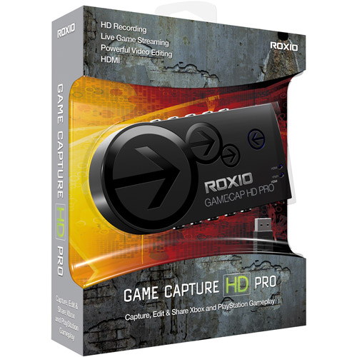 Game Capture HD Pro by Corel