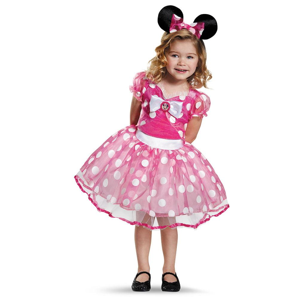 disney minnie mouse sparkle dress costume. Black Bedroom Furniture Sets. Home Design Ideas