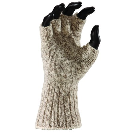 Fox River Ragg Adult Cold Weather Fingerless Glove, Large, Brown Tweed - image 1 of 1
