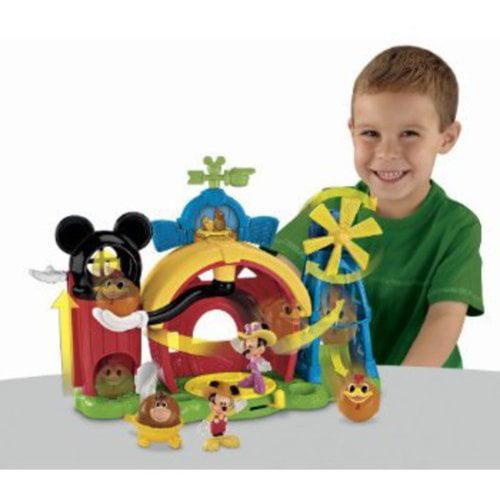 Fisher-Price Mickey's Farm Play Set