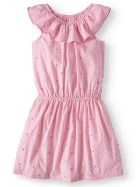 328b0b607 Big Girls Dresses   Rompers - Walmart.com