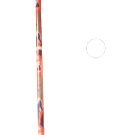 Z-Stix Flower Juggling Stick- Devil Stick- Camouflage Series- Choose the Perfect Size (Orange, Mosquito) (Incense Series)