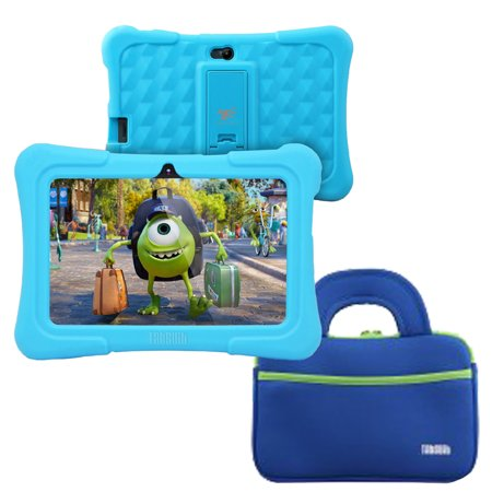 Dragon Touch Y88X Plus 7 inch Tablet for Kids, Kidoz Pre-Installed with All-New Disney Content Android 6.0 Tablet Games Apps for Child + 7