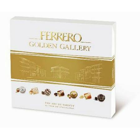 (Ferrero Golden Gallery Assorted Chocolates)