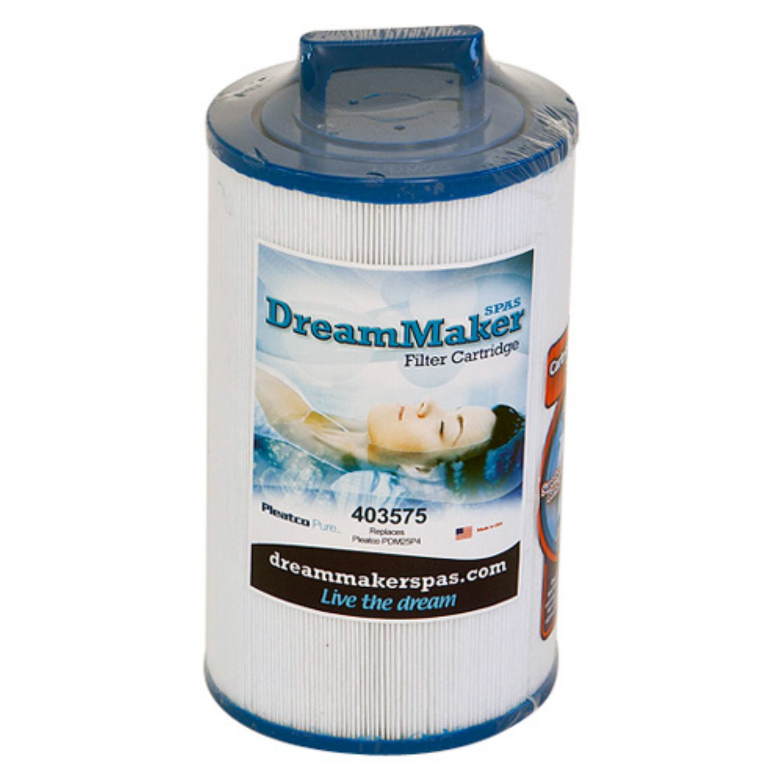 AquaRest Spas Filter by Dream Maker Spas