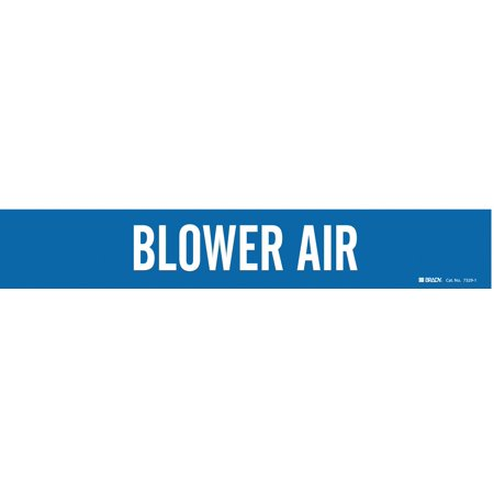 brady 7329-1 pipe markr, blower air, bl, 2-1/2to7-7/8