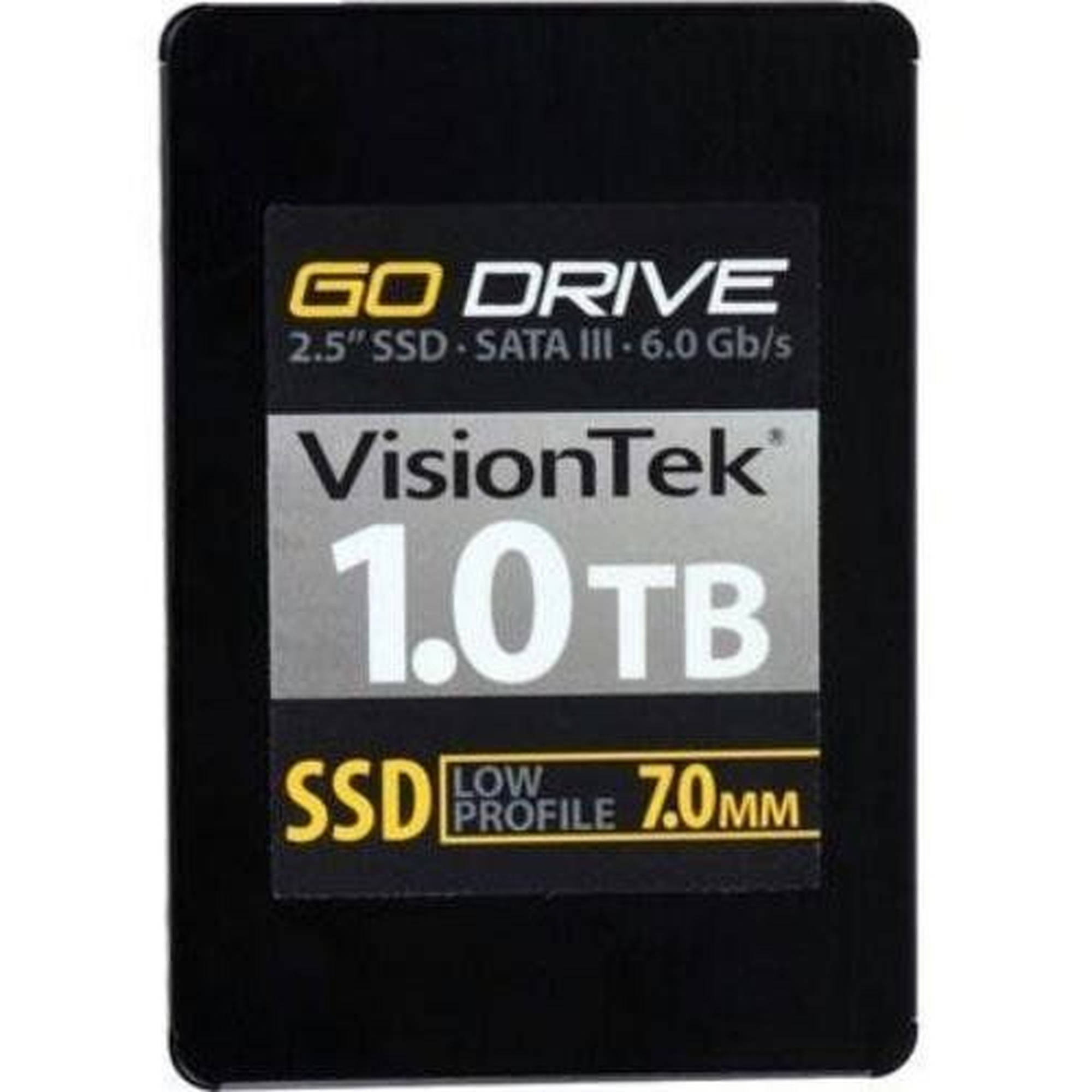 "VisionTek GoDrive 1TB 2.5"" Internal Solid State Drive"