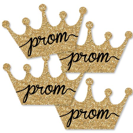 Prom - Crown Decorations DIY Prom Night Party Essentials - Set of 20 (Diy Prom Decorations)