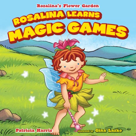 Rosalina Learns Magic Games - eBook