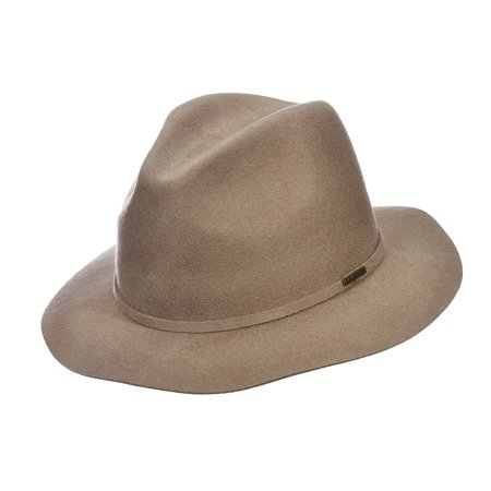 Woolrich Size Large Four Seasons Wool Felt Safari Hat, Taupe