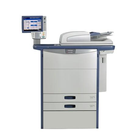 Refurbished Toshiba E-Studio 5540C A3 Color Laser Multifunction Copier - 55ppm, Copy, Print, Scan, Auto Duplex, Network, 1200 x 1200 dpi, 2 Trays, Cabinet