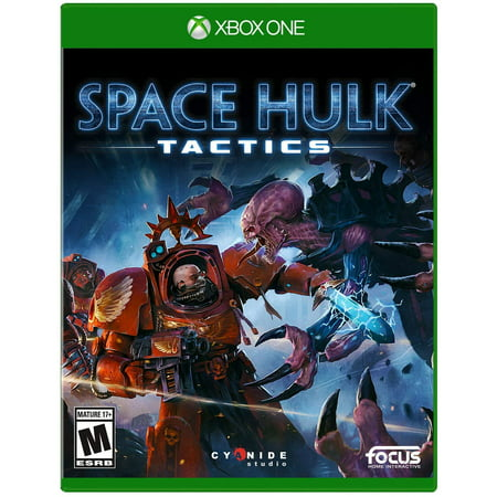 Space Hulk: Tactics, Maximum Games, Xbox One, (Hulk And The Agents Of Smash Games)