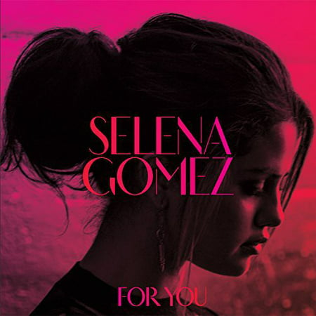 Selena Gomez - For You (CD) (Selena Gomez Halloween Makeup)