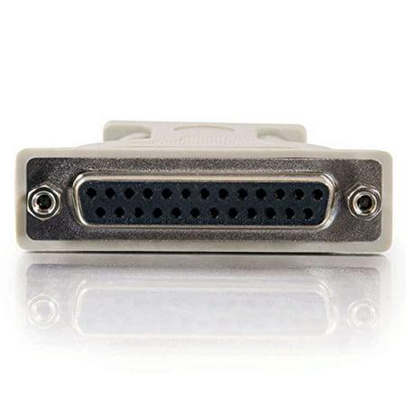 C2G (Cables To Go) Gender Changer série - 25 broches D-sub (db-25) - Femme - 9 D-Sub (db-9) - Fe - image 4 de 4