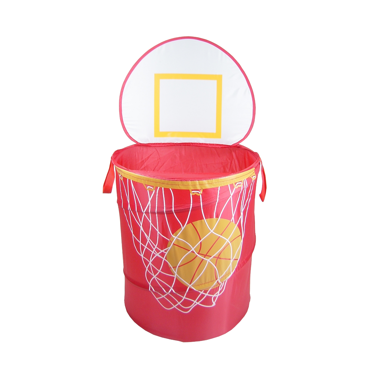 Bongo Buddy Basketball Pop-Up Hamper