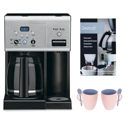 Cuisinart Coffee Plus 12 Cup Programmable Coffeemaker Refurbished Deluxe Accessory Kit