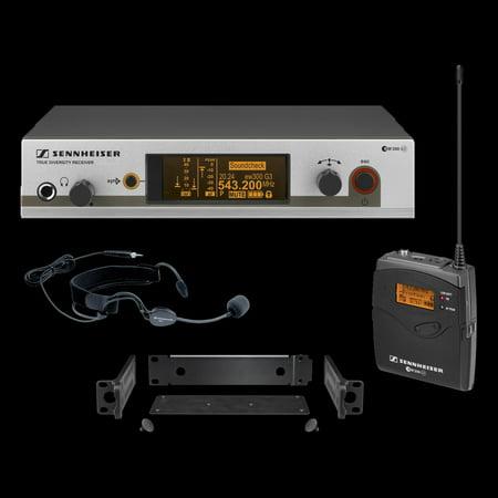 Sennheiser ew 352 G3 Headset Wireless System Band A