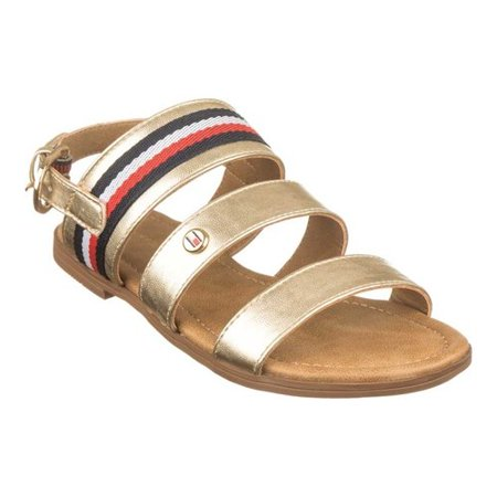 Girls' Tommy Hilfiger Ralana Strappy - Tommy Hilfiger Plaid Shoes