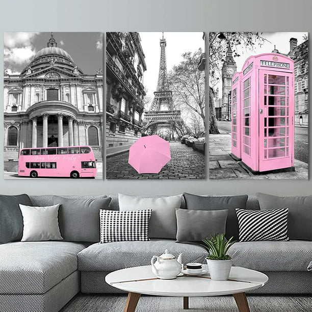 Wall26 Wall Decor For Teen Girls Bedroom Canvas Wall Art Stretched And Framed Ready To Hang Walmart Com Walmart Com