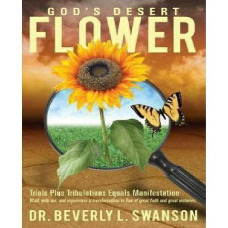 God's Desert Flower - Doodle God Flower