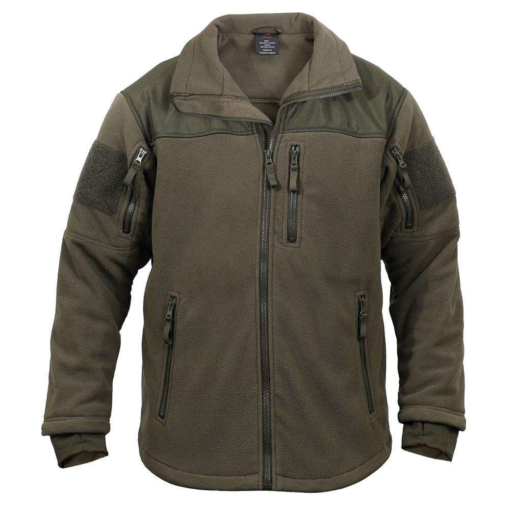 Viper Mens Special Ops Fleece Jacket Coyote
