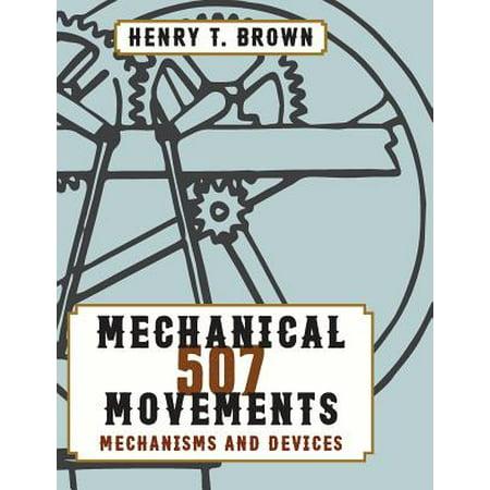 507 Mechanical Movements 17 Jewel Mechanical Movement