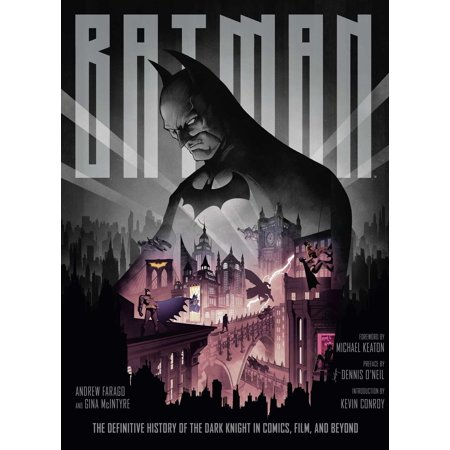 Batman : The Definitive History of the Dark Knight in Comics, Film, and Beyond Moon Knight Comic Book