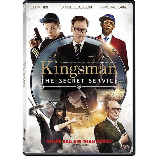 Kingsman: The Secret Service (Widescreen)