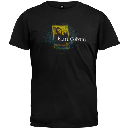 Kurt Cobain - Blue Flourishes - Kurt Cobain Costumes