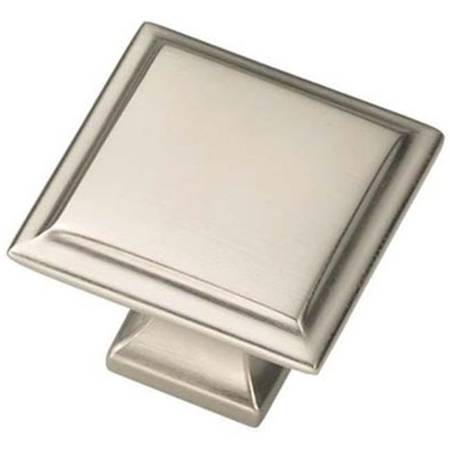 Belwith Bwp3270 Sn 1-.25 In. Knob - Satin Nickel