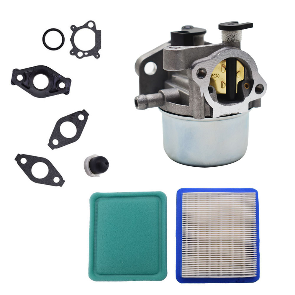 22-inch Lawn Mower Carburetor Air Filter Replace For 6-6.75 HP Murray Craftsman