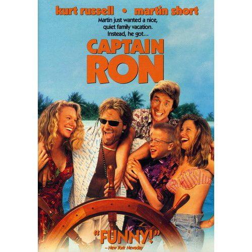 Captain Ron (Widescreen)