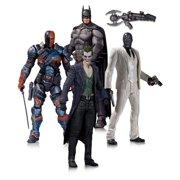 DC Collectibles Batman Arkham Origins Action Figure Set 4-Pack